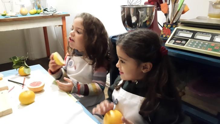 Talleres de pastelería para niños y adolescentes