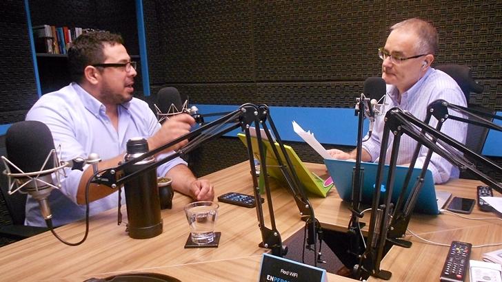 Entrevista central, viernes 1 de abril: Alejandro Sánchez