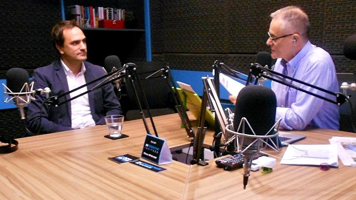 Entrevista central, martes 5 de abril: Fernando Schaich