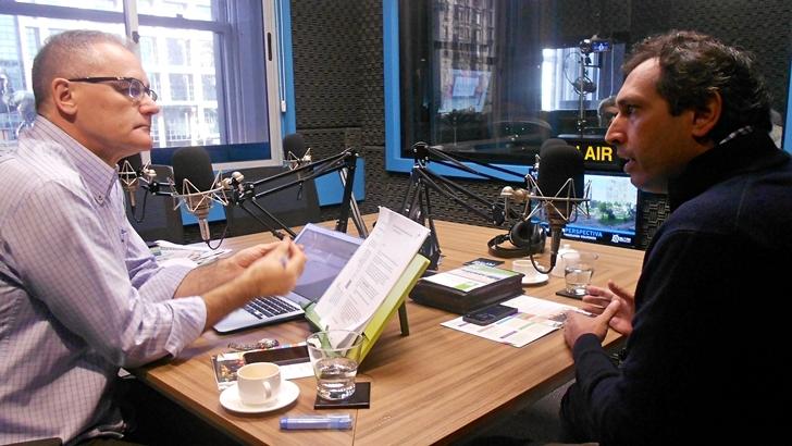 Entrevista central, martes 12 de abril: Andrés Abt