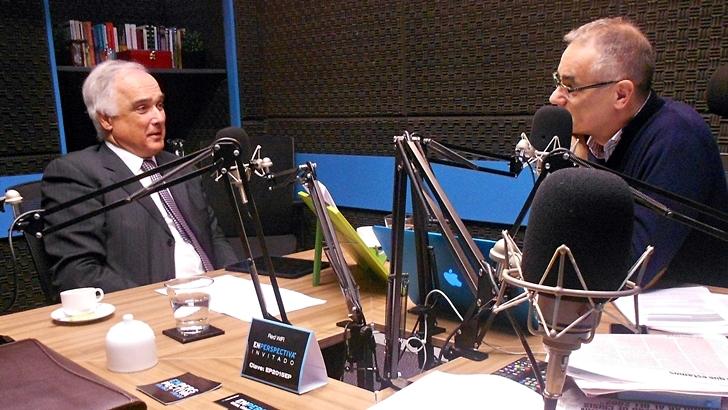 Entrevista central, miércoles 13 de abril: Martín Risso