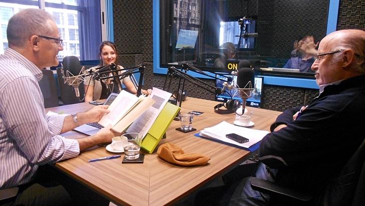 Entrevista central, viernes 22 de abril: Marcelo Estefanell