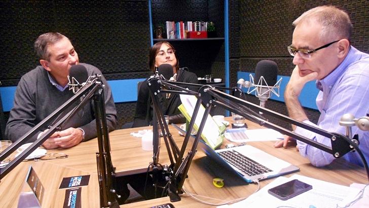 Entrevista central, jueves 28 de abril: Luis Costa y María Jimena Pardo