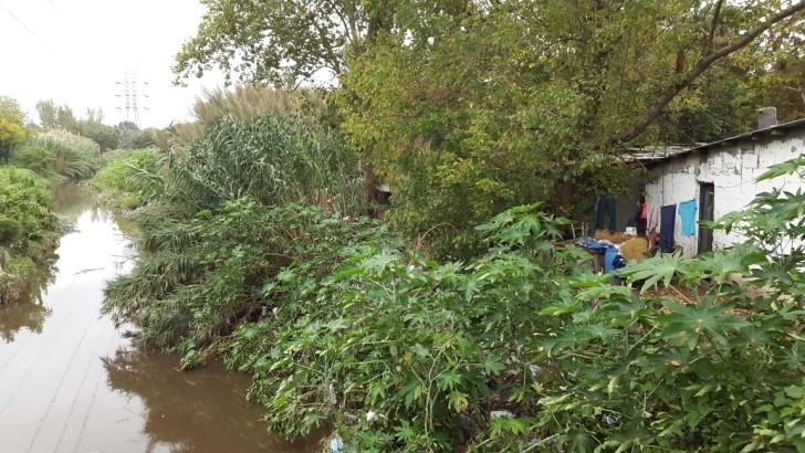 Montevideo: Más de 70 evacuados en Villa Colón por las lluvias