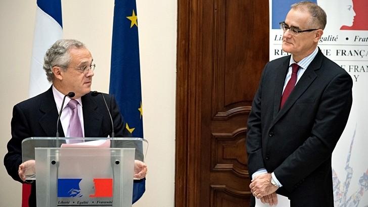 Palabras del embajador de Francia en Montevideo, Sylvain Itté, en la ceremonia de condecoración de Emiliano Cotelo como Caballero de la Orden de las Artes y las Letras