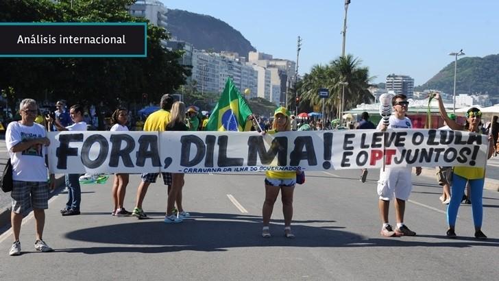 Rio de Janeiro a 100 días de los Juegos Olímpicos en el peor de los contextos posibles y sin clima de fiesta
