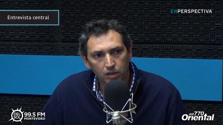 Alcalde del Municipio CH, Andrés Abt: Trabajamos con el Ministerio del Interior para lograr que los vecinos se sientan seguros y se apoderen de los espacios públicos