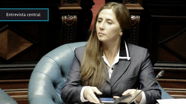 Senadora Carol Aviaga (PN): Antes de alambrar Paso Severino se debería haber solucionado el acceso al agua del ganado de los tamberos de la zona
