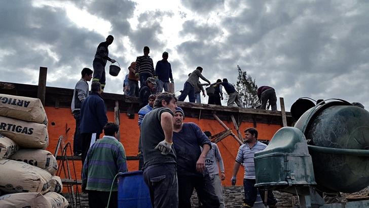 <em>Especiales</em><br>Dolores, 20 días después del tornado: Una ciudad unida en pos de la reconstrucción