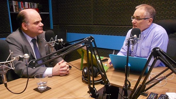 Entrevista central, miércoles 18 de mayo: Andrés Tolosa