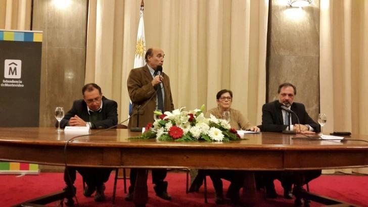 Matilde Rodríguez Larreta fue declarada ciudadana ilustre de Montevideo