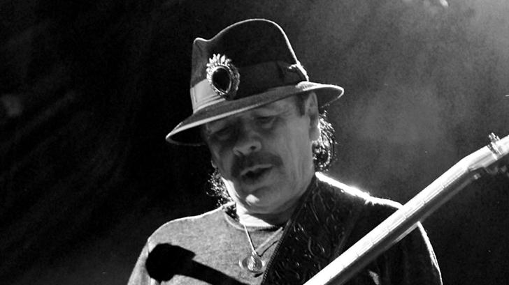 Urquiza esq. Abbey RoadEl regreso de Santana