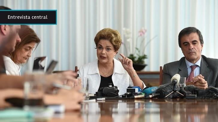 """Abogado de Dilma Rousseff: La gente en Brasil va tomando conciencia de """"que lo que está en juego es la democracia"""""""