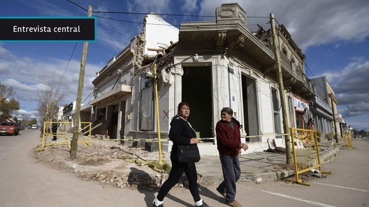 Asociación Civil Reconstruyamos Dolores: «Tenemos mucho por hacer y estamos soñando con una ciudad mucho mejor que la que teníamos»