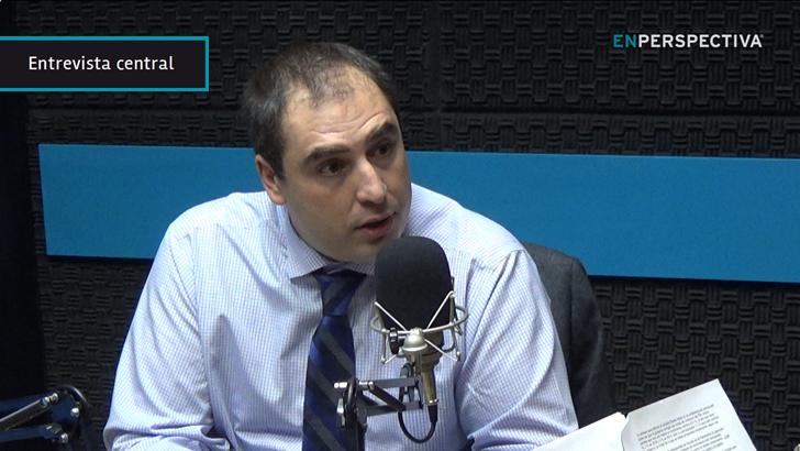 """Pablo Ferreri, subsecretario de Economía, sobre el ajuste fiscal: Ya se está bajando el gasto """"este año""""; """"evaluamos caso a caso la actualización por IPC de las partidas en los ministerios"""""""