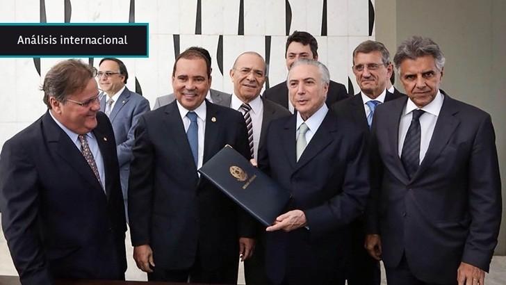 Brasil: ¿Qué dificultades enfrentará Michel Temer tras la salida de Dilma Rousseff?