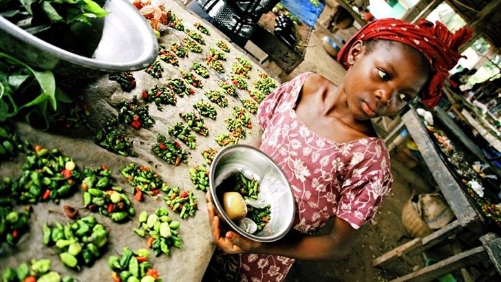 """Sierra Leona: Guerra, niños soldado y """"diamantes de sangre"""""""