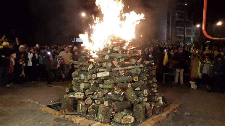 Diversas actividades en la celebración de la Noche de San Juan
