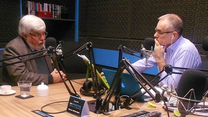 Entrevista central, lunes 06 de junio: Eduardo Bonomi