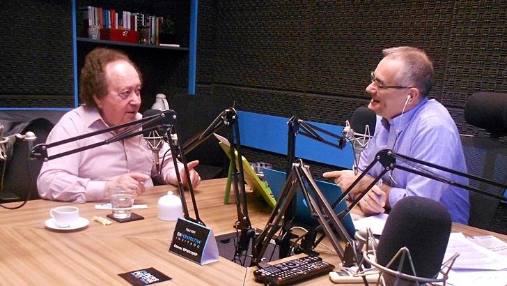 Entrevista central, miércoles 8 de junio: José Serebrier