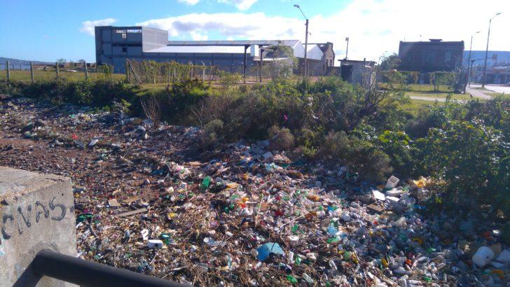 Contaminación en un tramo de la Rambla Edison preocupa a los vecinos