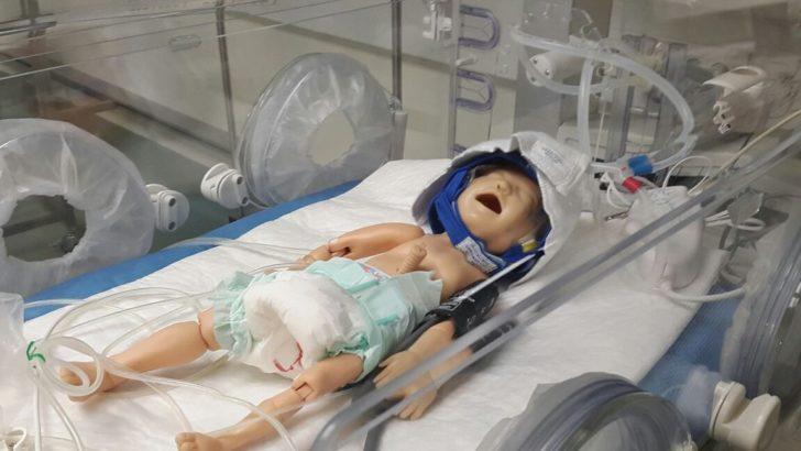 Inauguran sector de cuidados intensivos neonatales en el Pereira Rossell