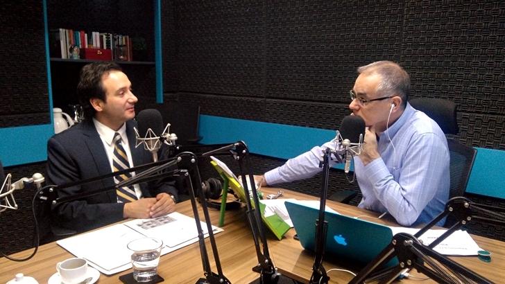 Entrevista central, martes 14 de junio: Ignacio Munyo