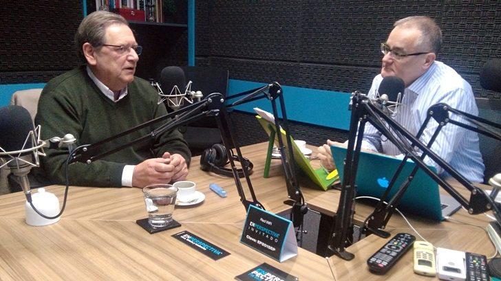 Entrevista central, lunes 20 de junio: Ignacio Otegui