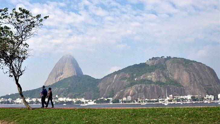 """Brasil y los JJOO, """"drones buenos"""" en África y viñedos en Portugal amenazados por una inundación planificada"""