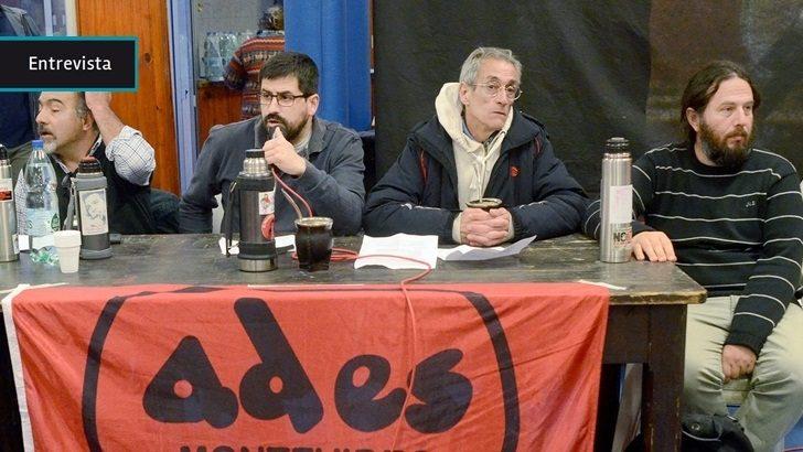 Paro en liceos por agresión a docente: «Secundaria no hace un seguimiento de alumnos violentos por falta de recursos y equipos multidisciplinarios», dice Emiliano Mandacen (ADES)