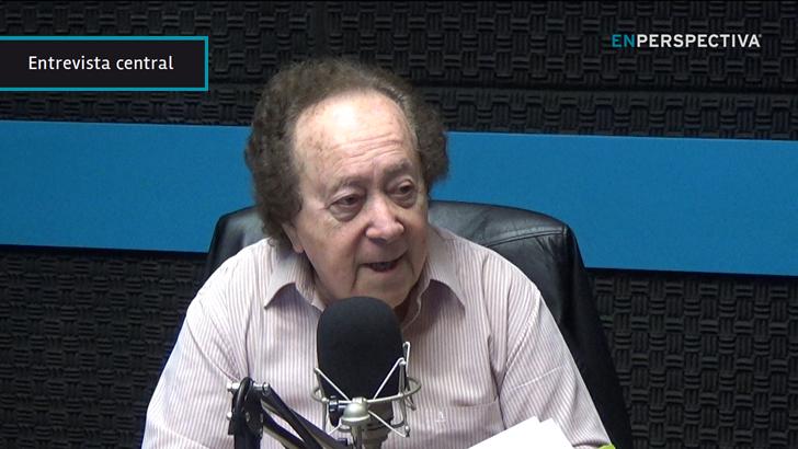 José Serebrier, multipremiado director y compositor uruguayo: «Aprendí a dirigir como los niños aprenden a caminar»