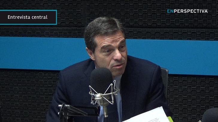 Ernesto Talvi (Ceres): «El país necesita un ajuste fiscal y social constructivo; y no subir impuestos para resolver un agujero circunstancial y que todo quede como está»