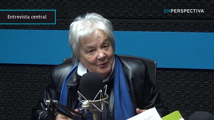 """Senadora Lucía Topolansky sobre el ajuste fiscal: En el MPP """"entendemos que el reparto de la carga tiene que estar más equilibrado"""""""