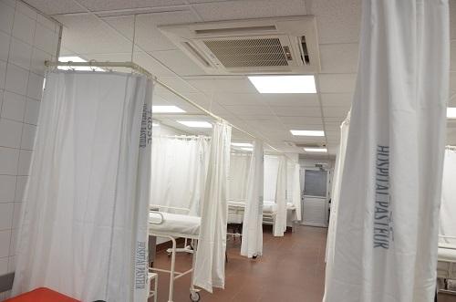 Reabrió sus puertas la emergencia del Hospital Pasteur