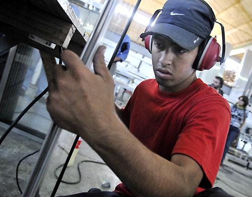 Los datos de la actividad industrial marcaron una recuperación significativa en junio