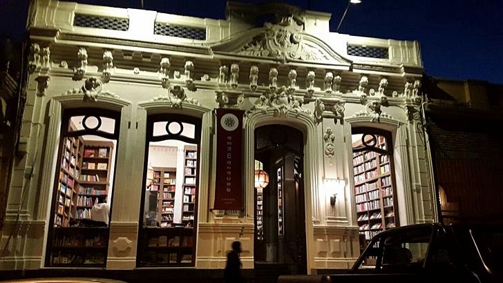 Escaramuza: Literatura y gastronomía se unen en el Parque Rodó