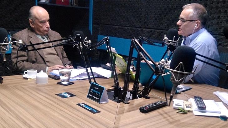 Entrevista central, martes 28 de junio: José Arocena