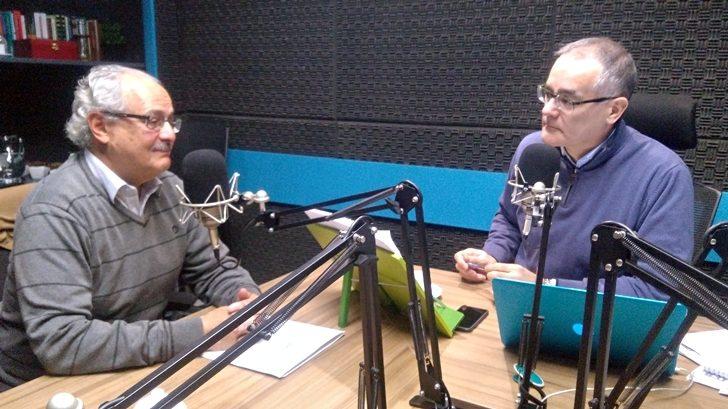Entrevista central, miércoles 6 de julio: Juan Manuel Rodríguez