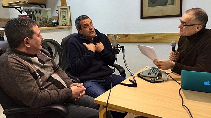 Entrevista central, miércoles 13 de julio: Jaime Saavedra y Daniel Garay