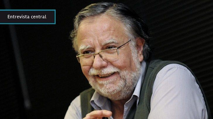 «Hay más interés en marcar perfil afuera que someter la discusión a consideración de los compañeros», dice José Bayardi, candidato a la presidencia del FA