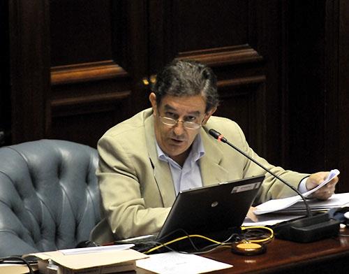 <em>Fin de Diálogos por Seguridad</em><br>«Quizá la gente no lo perciba pero hubo cambios muy importantes», dice Iván Posada (PI)