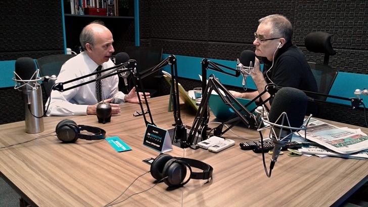 Entrevista central, miércoles 17 de agosto: Javier García