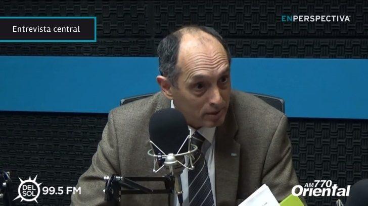 Frecuencia de los apagones en Uruguay está «dentro de lo esperado» y a veces «no hay forma de prevenirlos», dice el presidente de UTE, Gonzalo Casaravilla