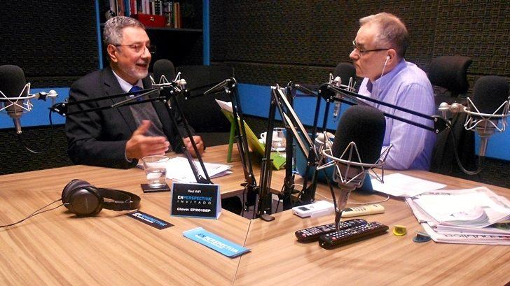 Entrevista central, martes 2 de agosto: Enrique Canon