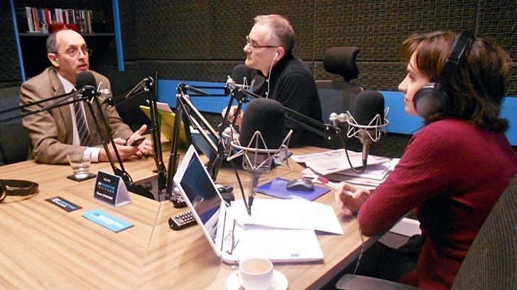 Entrevista central, viernes 5 de agosto: Gonzalo Casaravilla