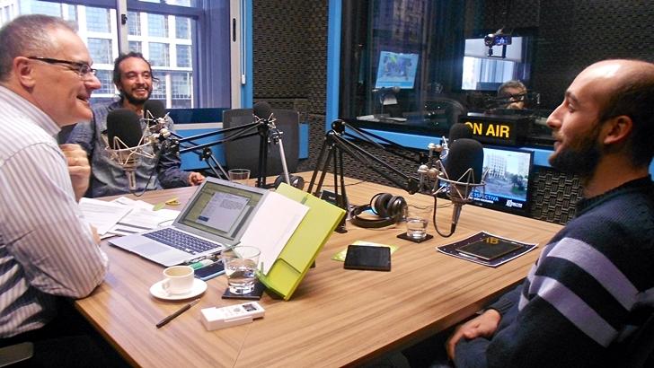 Entrevista central, lunes 8 de agosto: Martín Tarragona y Martín Patrone