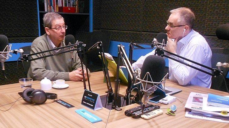 Entrevista central, lunes 15 de agosto: Eduardo Rubio