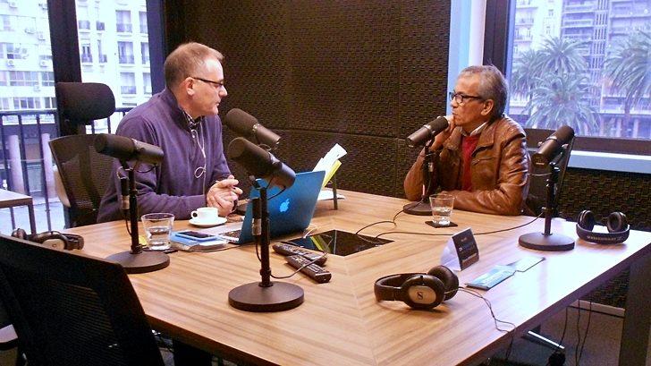 Entrevista central, martes 30 de agosto: Juan Castillo