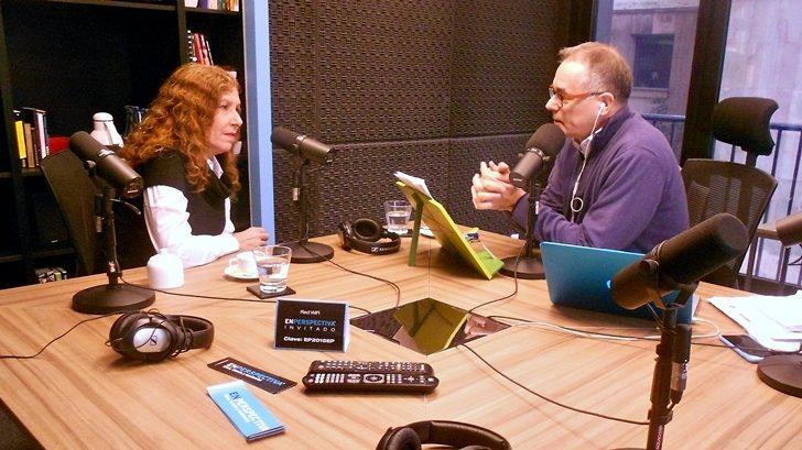 Entrevista central, miércoles 31 de agosto: Constanza Moreira