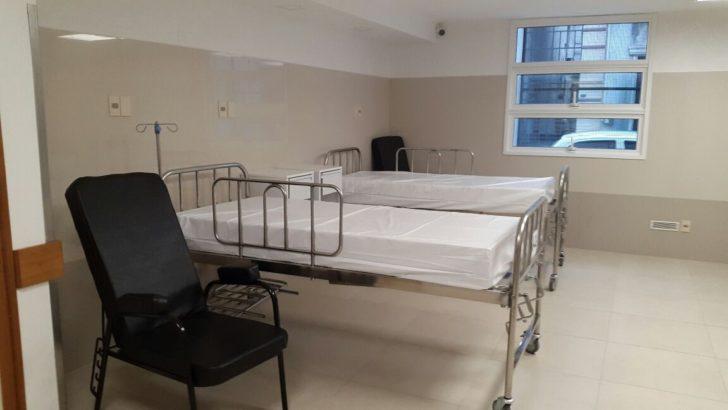 Inauguran Unidad de Salud Mental en el Hospital Maciel